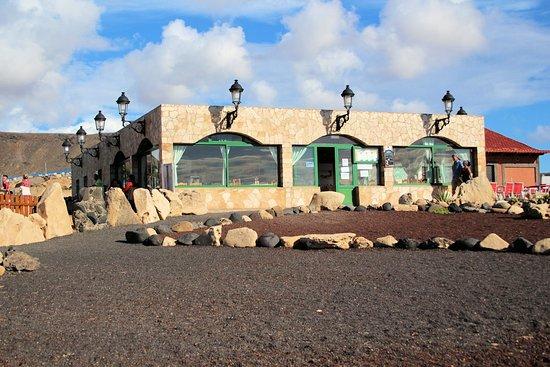 La Pared, Spain: Il ristorante