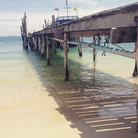 Mooban Talay Resort : Причал