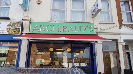 archibald s london 280 sangley rd restaurant reviews phone number photos tripadvisor