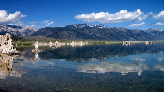 Lee Vining, CA: Mono Lake