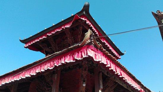 Changu Narayan: Dettaglio del tempio