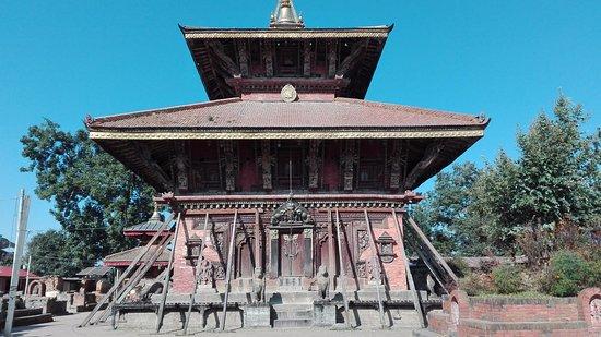 Changu Narayan: Tempio