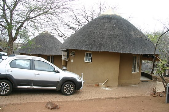 Olifants Rest Camp: Our bungalow
