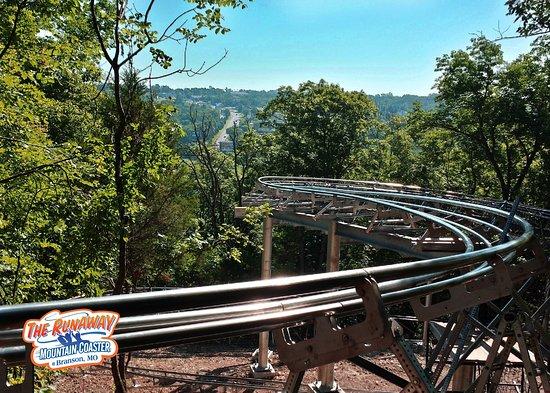 Branson, MO: Runaway Mountain Coaster 935 State Hwy 165