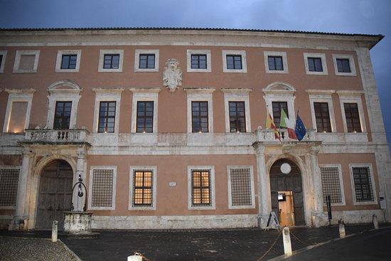 Palazzo Chigi...