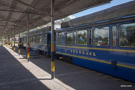 Taking the Train to Machu Picchu: PeruRail or Inca Rail ...