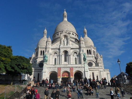 basilique du sacr233coeur de montmartre picture of