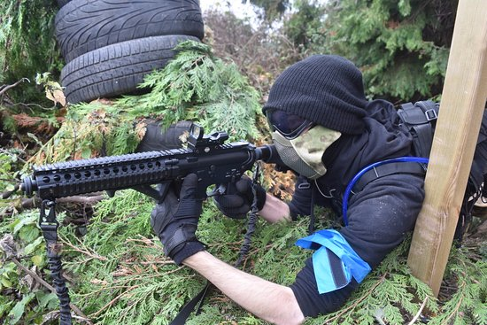 Droitwich, UK: Airsoft Commando Open Day - 06/11/16