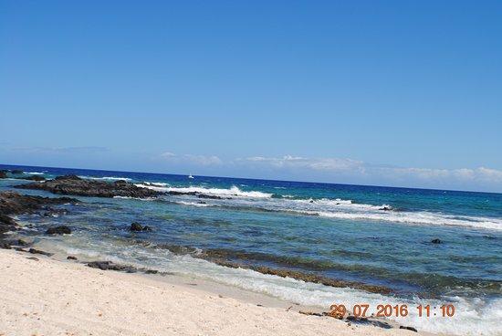 Makalawena/Pu'u Ali'i: nice secluded beach