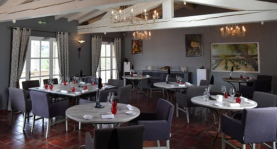 Aragon, France: salle de restaurant