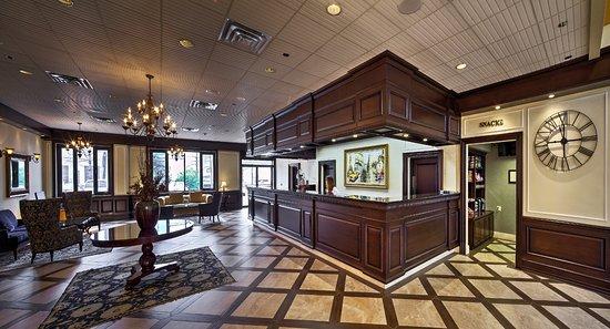 Best Western Plus Fairfield Executive Inn Hotel Lobby