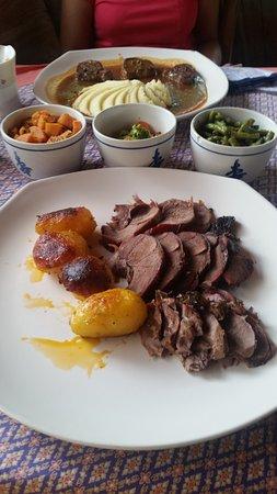 Fatty's: Lunch set