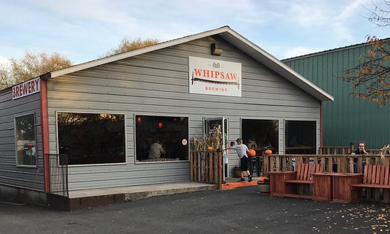 ‪Whipsaw Brewing‬