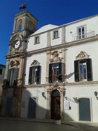 Palazzo dell'Universita e Torre dell'orologio