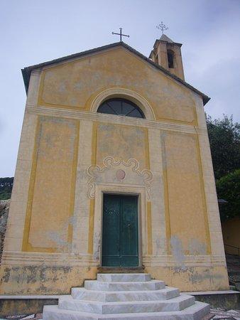 Bonassola, Italy: oratorio di sant'Erasmo