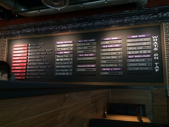 Fairlawn, OH: On tap selection