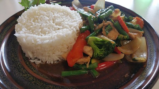 Chang Siam Thai Restaurant: The ingredients were all so fresh and it just tasted great!