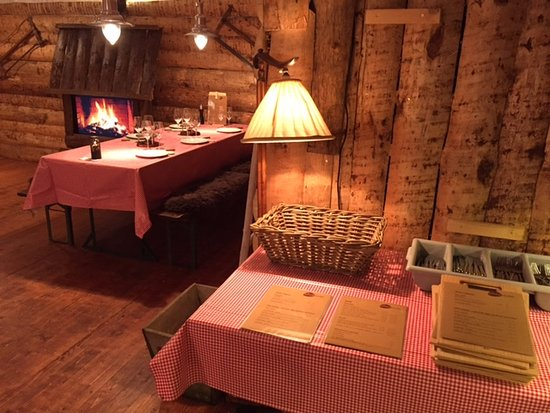 Grenchen, Suiza: Winterstube (November bis Februar)