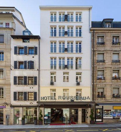 Hôtel Rousseau