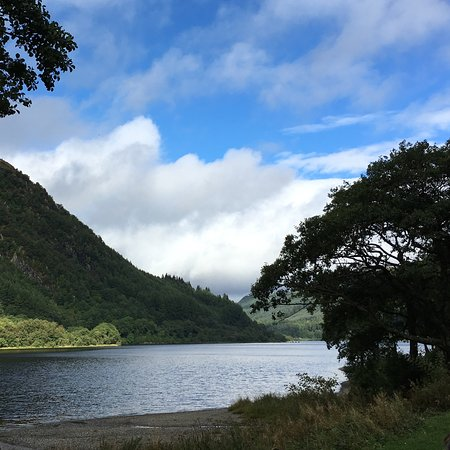 Callander, UK: Beautiful loch