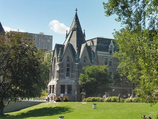 Montreal, Canada: The campus
