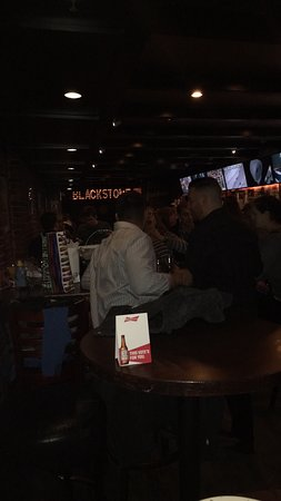 Blackstone Grill Boston Downtown Menu Prices