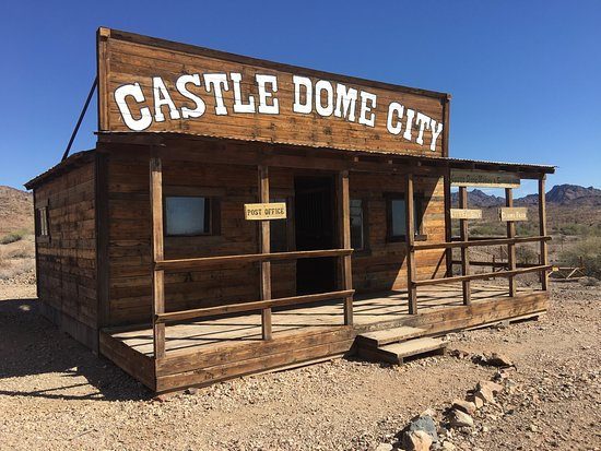 Castle Dome Mines Museum & Ghost Town : photo0.jpg
