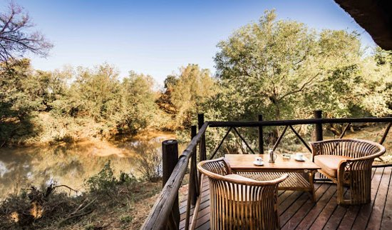 Three Cities Madikwe River Lodge: View of the river (Photo by Drive South Africa, #TrekSouthAfrica)