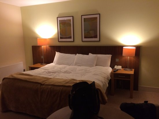 Ballygawley, Irlandia: lovely clean room