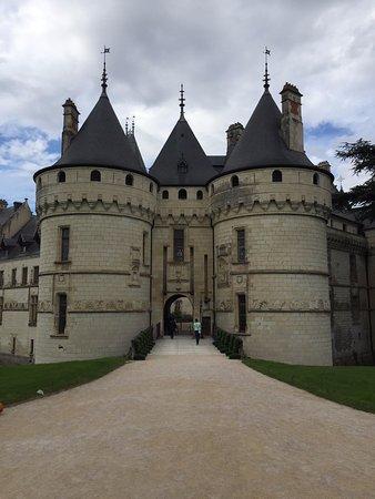 ศูนย์กลาง, ฝรั่งเศส: Chateau de Chaumont