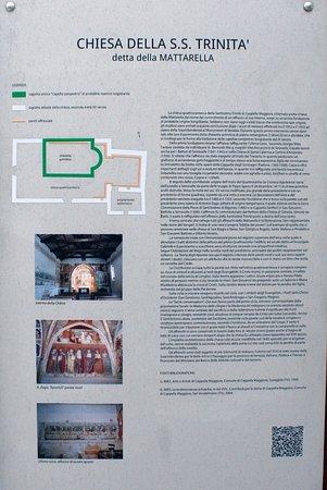 Cappella Maggiore, Italia: Utili indicazioni. Nov2016.