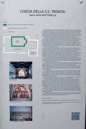 Cappella Maggiore, Italien: Utili indicazioni. Nov2016.