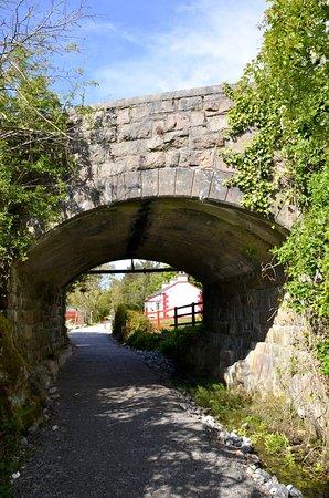 Burtonport, Ireland: Railway walk
