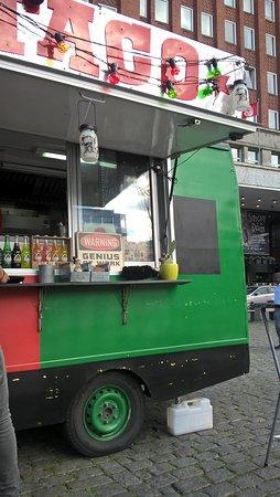 Top Notch Diner Food Truck