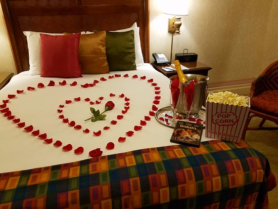 Casablanca Hotel by Library Hotel Collection: Return to Romance Package