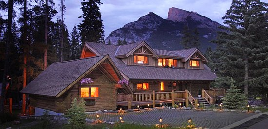 Banff Log Cabin B&B