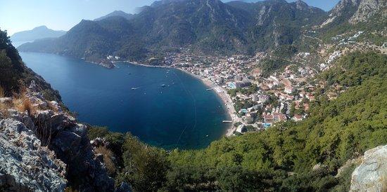 Turunc, ตุรกี: TURUNÇ PANORAMA 👍👍