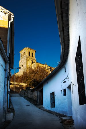 Torre Maestre: Iglesia de San Ginés