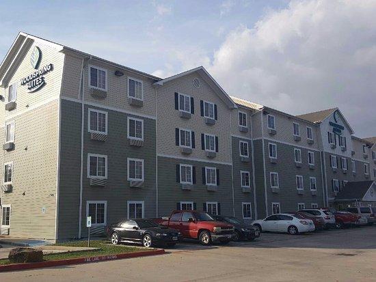WoodSpring Suites Houston La Porte