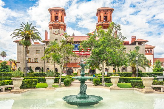 Saint Augustine, FL: Lightner Museum