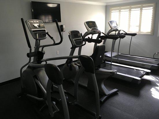 Lompoc Valley Inn & Suites: Fitness Room