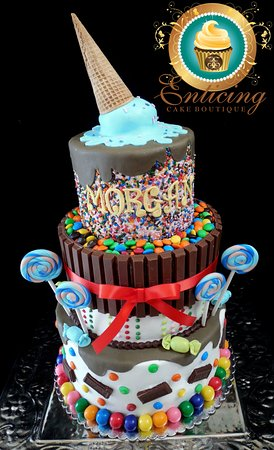 Enticing Cake Boutique Need A Birthday Call Us For Complimentary Delivery To The