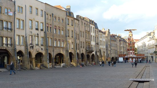Place st louis picture of place saint louis metz - Ameublement saint louis metz ...