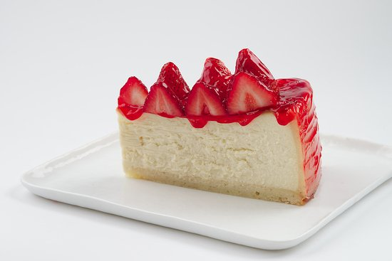 Treasure Cay, Great Abaco Island: Cheese Cake