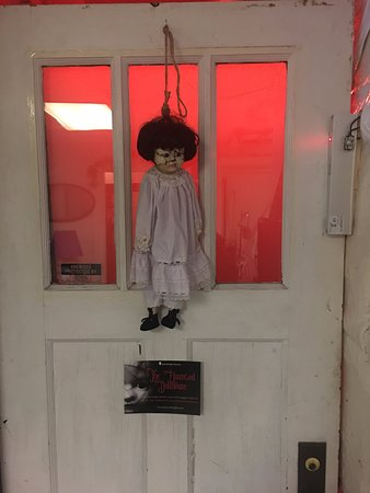 The Haunted Doll House Escape Room