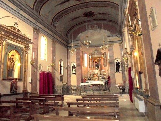 Risultati immagini per chiesa addolorata offida