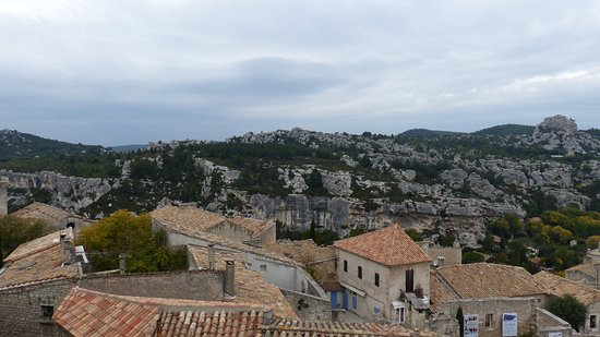 Le Prince Noir : View from the terrace