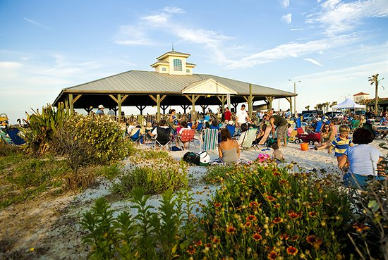 Saint Augustine Beach, FL: Music by the Sea, St. Augustine Beach Ocean Pier