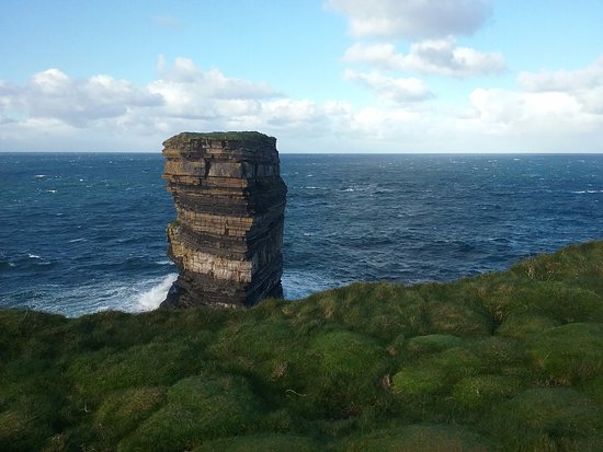 Ballycastle, Irland: Sea stack