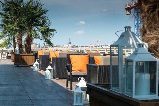 Terrazza - Picture of Turin Palace Hotel, Turin - TripAdvisor
